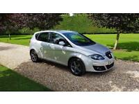2014 (14) Seat Altea 1.6TDI CR ( 105ps ) DSG I TECH ONLY 15,000 MILES IMMACULATE