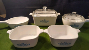Corning Ware Group - Mint Condition.