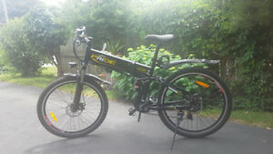 BRAND NEW ELECTRIC BICYCLE