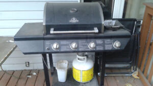 BARBEQUE  WITH TANK