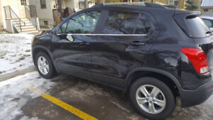 2015 Chevrolet Trax LT SUV, Crossover. NoAccident. BackupCAM