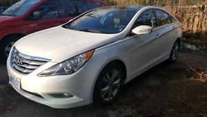 2013 Sonata Limited