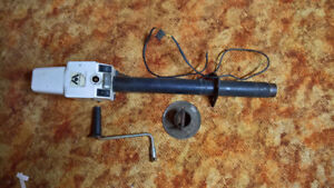 Electric tongue jack for camper/RV