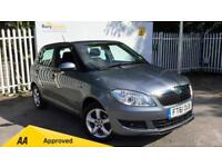 2012 Skoda Fabia 1.6 TDI CR 90 SE 5dr Manual Diesel Hatchback