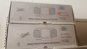 Emergency Lighting Fixtures - Brand New - Only $75!