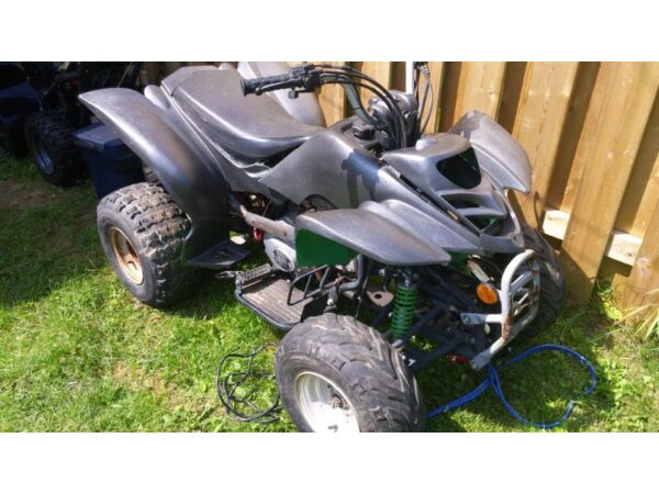 Used 2007 Other Panterra 125cc