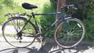 Trek Metro-track 740 hybrid bike bicycle