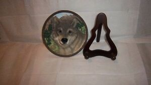 "Wolf Art, Bradford Exchange ""Collectable Fine Porcelain Plates Kitchener / Waterloo Kitchener Area image 10"