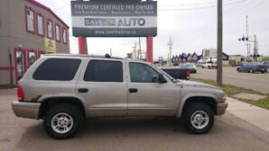 *SOLD*2000 Dodge Durango INSPECTED Detailed Cheap 4x4