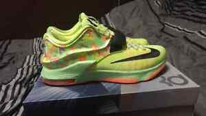 Men's Nike KD 7 Easter - US 9.5 (Like New)