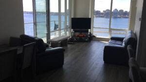 Kings Wharf 2 bedroom + den - Harbour view - Corner unit