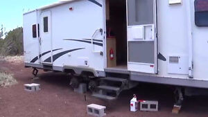 Looking for acreage. Rv living