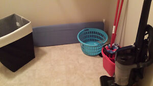 Vacuum, Laundry, and Cleaning Wares