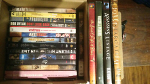Assorted Mix of Feature Film DVDs.