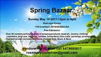 Vendors Wanted: Toronto and Mississauga ,craft show spring bazaa