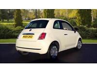 2014 Fiat 500 1.2 Pop (Start Stop) Manual Petrol Hatchback