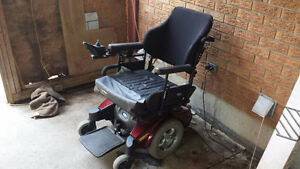 Motorized Wheelchair taking best offer
