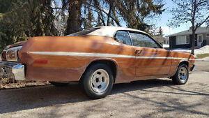 74 duster