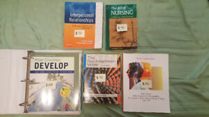 Ryerson Nursing Year 1 Textbooks