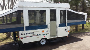 Jayco Jay Series Model 1007 Tent Trailer