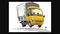 2 hommes+camion=$50/h tout inclu
