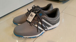Men's Adidas Tour 360X golf shoes US9.5 Brand new with tag