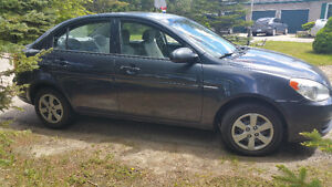 2007 HYUNDAI ACCENT EXCELLENT CONDITION $4.500.00 OR B.O