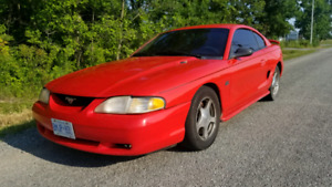 Ford Mustang 5.0L 1994