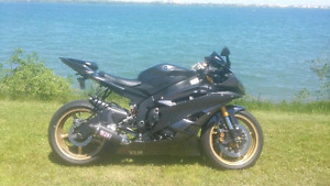 2007 Yamaha R6 **REDUCED PRICE**