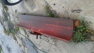 Blade for 3 pt hitch Partial Stratford Kitchener Area image 1