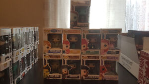 VARIOUS prices - FUNKO Pops Incuding EXCLUSIVES