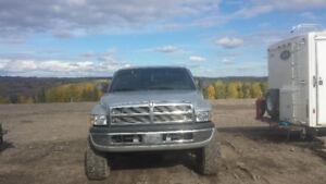 2002 Dodge Power Ram 2500 Laramie sport Pickup Truck