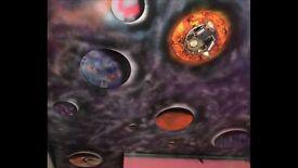 Proffesional painter,decorator and handyman Wetwall installation epoxy resin flooring