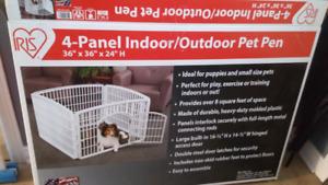 Enclo pour chien
