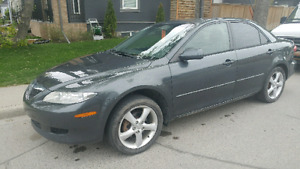 2004 Mazda 6. Clean no issues