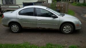 2000 Chrysler Neon Other
