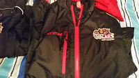 Prince George Cougars track suit