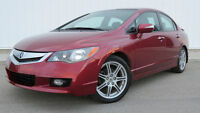 2009 Acura CSX Leather Loaded, Winter Tires!!