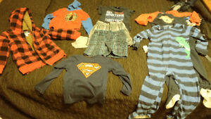 Just like New Kids clothes combo size 4