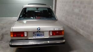 Classic and Immaculate 1987  325i  BMW
