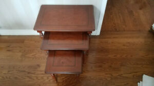 Nested Coffee Tables (3)
