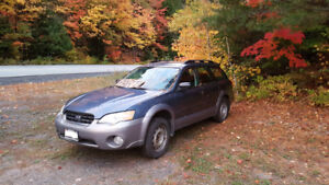 2006 Subaru Outback (For Parts)