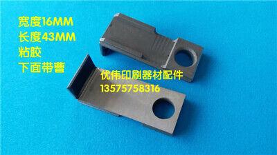 10pcs Sm74 Gripper Pad M2.581.727 Fip Tooth Heidelberg Machine Press Q7843 Zx