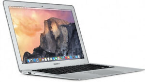 Macbook Air 13 inch 1.6 Ghz Intel Core i5 8Gb Ram with 256 Ssd