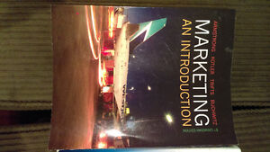 Marketing : An Introduction Textbook