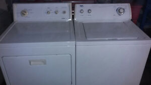 Inglis washer with Kenmore electric dryer for sale only $225