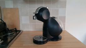 Nescafe Dolce Gusto Coffee Machine - Matt Black - Krups