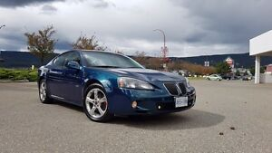 2006 Grand Prix GXP for sale Williams Lake Cariboo Area image 5