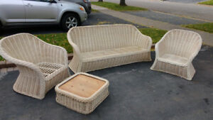 Wicker Furnature