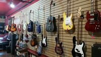 Black Friday and Saturday Sale! 10% off all Guitars
